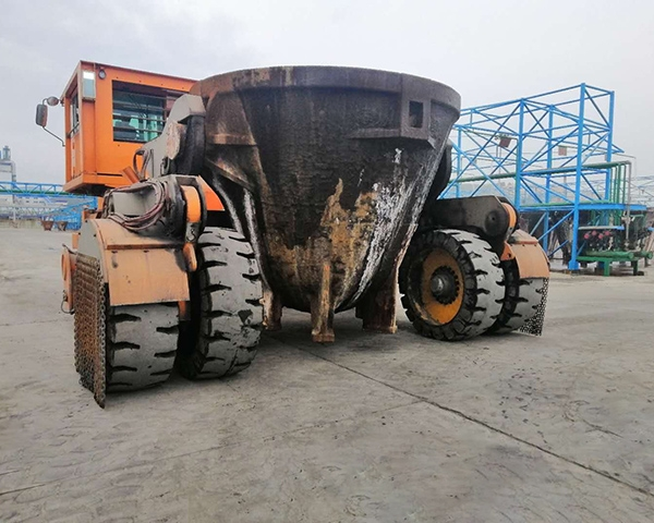 Metallurgical Vehicle